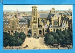 CP, 75, PARIS, Eglise De St-Germain L'Auxerrois Et Mairie Du 2e Arrt, Vierge - Eglises