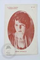 Old Chromo/ Postcard - Actress: Bebe Daniels - Acteurs