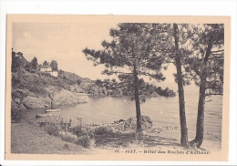 24144 AGAY - 2 Cpa Hotel Roches D´Antheor -ed Colette, Et 13 Artaud - France