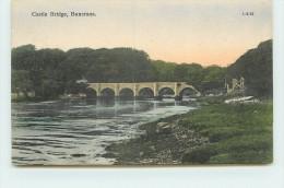 BUNCRANA - Castle Bridge. - Donegal