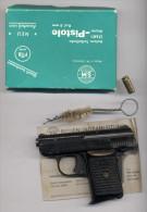 superbe pistolet d alarme 8 mm de marque SM mod 110 complet avec sa boite