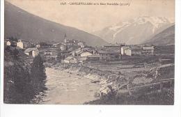 24149 LANSLEVILLARD 73 - Vue Générale - Dent Parrachée -2848 Reynaud Chambery - France