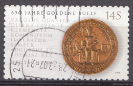Bund 2005  Mi.nr.:2506  Gestempelt / Oblitérés / Used - [7] République Fédérale