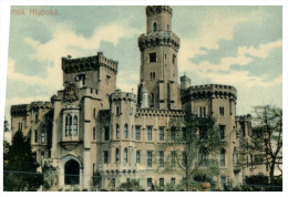 (876) Very Old Postcard - Carte Ancienne - Poland ? - Zamek Castle - Castles