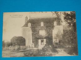 36) Tendu N° 5 - Chateau De Breuil  - Année  - EDIT - R.B - France