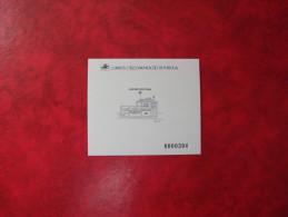 PORTUGAL 1990, PRUEBA NUMERADA TEMA EUROPA,  **MNH** - Unused Stamps