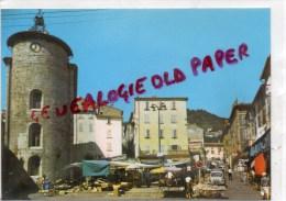 83 - HYERES LES PALMIERS - LA PLACE DU MARCHE - Hyeres