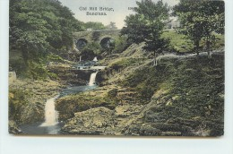 BUNCRANA - Old Mill Bridge. - Donegal