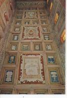 ROMA  ROME  Basilica Di S. Maria In Domnica Alla Navicella -  Soffitto Ligneo Sec. XVI Con Simboli Allusivi Alle Litanie - Churches