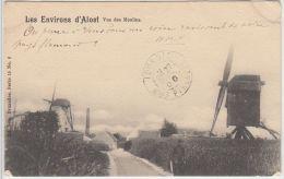 23441g MOLEN - MOULIN - Alost - 1900 - Aalst