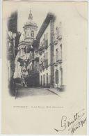 23448g FONTARABIE - Calle Mayor - 1900 - Guipúzcoa (San Sebastián)