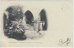 23451g FUENTERRABIA - Intérieur Du Château De Charles-Quint - 1900 - Guipúzcoa (San Sebastián)