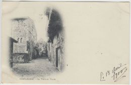 23452g FUENTERRABIA - La Vieille Ville - 1900 - Guipúzcoa (San Sebastián)