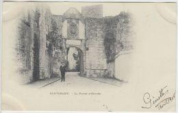 23454g FUENTERRABIA - La Porte D´Entrée - 1900 - Guipúzcoa (San Sebastián)