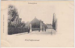 23457g KLOEF KAPPERSSTRAAT - Somerghem - 1901 - Zomergem