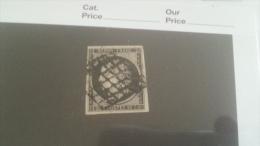 LOT 232683 TIMBRE DE FRANCE OBLITERE N�3 VALEUR 60 EUROS