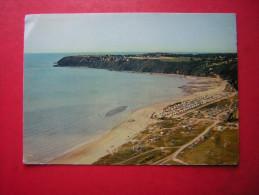 CPM  50 Manche  SAINT JEAN LE THOMAS    VOYAGEE 1968  TIMBRE - France
