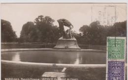pologne  : WARSZAWA  pomnik  chopina