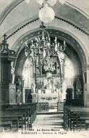 MAREILLES  Intérieur église       La Haute Marne - Autres Communes