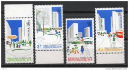 China Chine : (70) 1981 Hong Kong - Logement à Caractère Social SG402/5** - Ohne Zuordnung