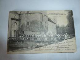 COURTIVRON Fête En L'honneur De Jeanne D'arc 5 Septembre 1909 - Francia