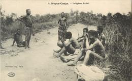 MOYEN CONGO - INDIGENES BALLALI  ( PRIX FIXE !! ) - Congo Français - Autres