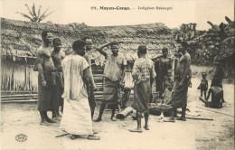 MOYEN CONGO - INDIGENES BAKOUGNI  ( PRIX FIXE !! ) - Congo Francés - Otros