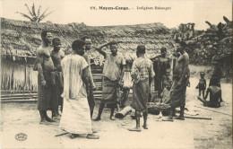 MOYEN CONGO - INDIGENES BAKOUGNI  ( PRIX FIXE !! ) - Congo Français - Autres
