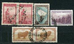 Argentinien Ex.Nr.507/11          O  Used       (077) - Argentinien