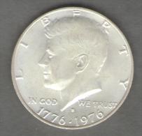 STATI UNITI HALF DOLLAR 1976 AG SILVER - Federal Issues