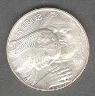 VATICANO 500 LIRE PAULUS VI 1975 AG SILVER - Vaticano