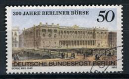1985. GERMANIA BERLINO - GERMANY BERLIN - DEUTSCHLAND BERLIN - Mi. Nr. 740 - Used - (Z19112014) - Berlin (West)