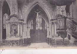 RENINGELST : binnenzicht der kerk