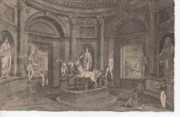 VATICAN Musée De Sculpture (gravé Par François Piranesi (1748-1810) - Vaticano