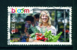 IRELAND  -  2014  Bloom  60c  Used As Scan - Used Stamps