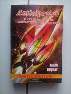 Alain Douilly ANTICIPATION 50 Ans De Collections Fantastiques Au Fleuve Noir TBE - Livres, BD, Revues