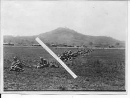 06/05/1915 Troupes Allemandes En Progression Soldats Avec Cartouchières D´allègement 1 Photo 1914-1918 14-18 Ww1 Wk1 WWI - War, Military