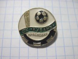 Russia. Kuban` Krasnodar FC. Pin