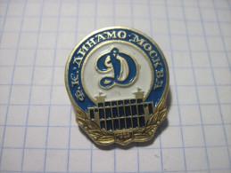 Russia. Dynamo Moscow FC. Pin
