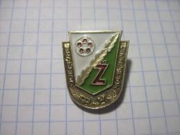 USSR. Lithuania.  Zhalgiris Vilnyus  FC. Pin