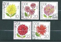 Allemagne   Timbres   De 1979  N°2100 A 2104   Oblitérés - Oblitérés