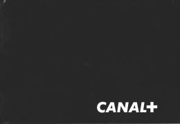 CALENDRIER 1995 - CANAL + - ROCK & FOLK - Les GUIGNOLS - Calendriers