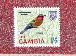 THE  GAMBIA  --    TETEWO   --   **  1 1/2  D  **   --  POSTE 1966   --   NEUF SANS TRACE DE CHARNIERE - Gambia (1965-...)