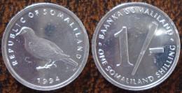 (J) SOMALILAND REPUBLIC: Schilling 1994 BU (2802) - Seychelles