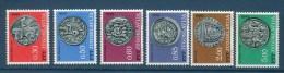 Jugoslavia 1966 -- Monete D'argento ** MNH - 1945-1992 Repubblica Socialista Federale Di Jugoslavia