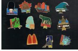 Divers Pin's Mac Donald's (11) - McDonald's