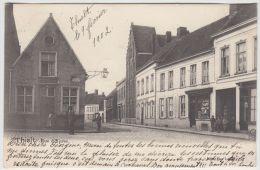 23508g YPERSTRAAT - RUE D'YPRES - Thielt - 1902 - Tielt