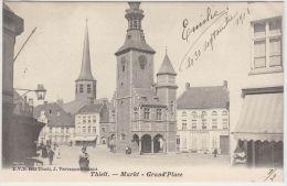 23513g  MARKT - GRAND'PLACE - Thielt - 1902 - Tielt