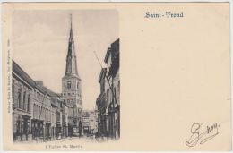23520g  EGLISE St. MARTIN - Saint-Trond - 1899 - Sint-Truiden