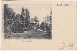 23521g  PARC - KIOSQUE - Saint-Trond - 1899 - Sint-Truiden